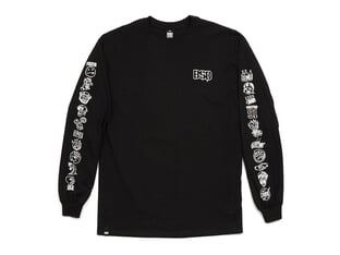 "BSD ""Icon"" Longsleeve - Black"
