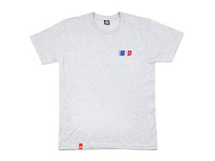 "BSD ""LA 84"" T-Shirt - Heather Grey"