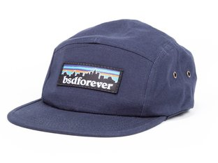 "BSD ""Outdoors 5 Panel"" Kappe"