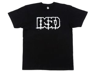 "BSD ""Outline"" T-Shirt - Black"