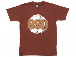 "BSD ""Relic"" T-Shirt - Brown"