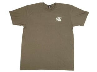 "BSD ""Second Strike"" T-Shirt - Military Green"