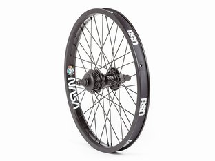 "BSD ""West Coaster V2 X Aero Pro"" Freecoaster Hinterrad"