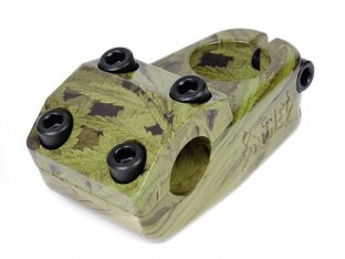 "Banned BMX ""Sludge"" Topload Vorbau - Swamp Bud Green"