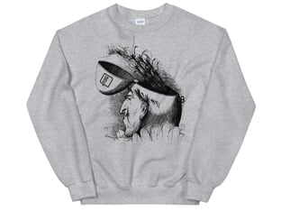 "Bella X kunstform ""No Brainer "" Pullover - Grey"