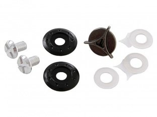 "Bluegrass ""Intox/Explicit/Brave"" Visor Screws Set"