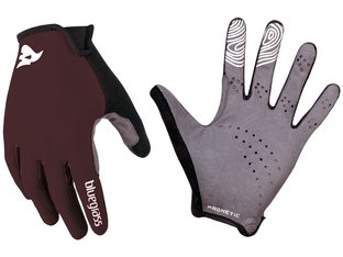 "Bluegrass ""Magnete Lite"" Gloves - Garnet"