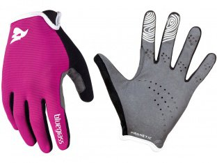 "Bluegrass ""Magnete Lite"" Gloves - Pink/White"