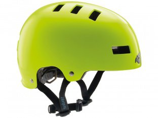 "Bluegrass ""Super Bold"" Helmet - Safety Yellow / Black"