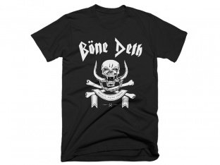 "Bone Deth ""March Or Die"" T-Shirt"