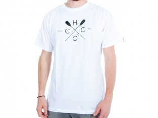 "Chico Clothing ""Paddle"" T-Shirt - Weiss"