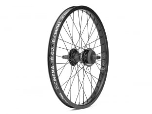 "Cinema Wheel Co. ""333 X ZX"" Freecoaster Rear Wheel - With Hubguards"