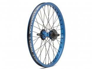 "Cinema Wheel Co. ""333 X ZX"" Rear Wheel - With Hubguards"