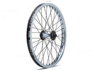 "Cinema Wheel Co. ""333 X ZX"" Front Wheel - With Hubguards"