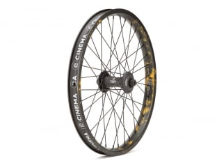 "Cinema Wheel Co. ""888 X FX"" CK Edition Front Wheel - Smoked Gold"
