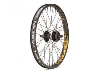 "Cinema Wheel Co. ""888 X FX2"" Freecoaster Rear Wheel"