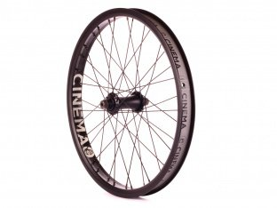 "Cinema Wheel Co. ""C38 X VX2"" Front Wheel"