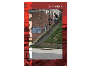 "Cinema Wheel Co. ""Corey Martinez"" Poster"