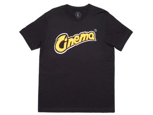 "Cinema Wheel Co. ""Flamin Hot"" T-Shirt"