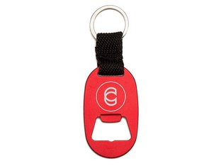 "Cinema Wheel Co. ""Keychain Bottle Opener"" Keyring"