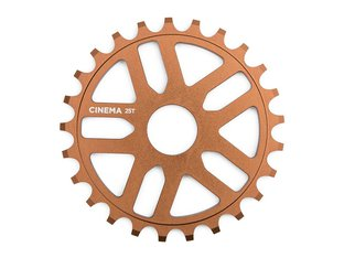 "Cinema Wheel Co. ""Rewind"" Sprocket"