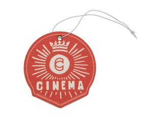 "Cinema Wheel Co. ""Sunbeam"" Air Freshener"
