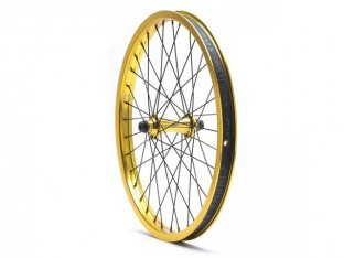 "Cinema Wheel Co. ""ZX"" Front Wheel"
