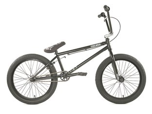 "Colony Bikes ""Endeavour"" 2020 BMX Bike - ED Black/Polished"