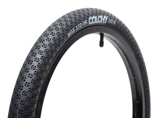 "Colony Bikes ""Exon Flatland"" BMX Tire (foldable)"