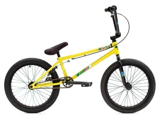 "Colony Bikes ""Sweet Tooth Pro"" 2021 BMX Bike - Yellow Storm"