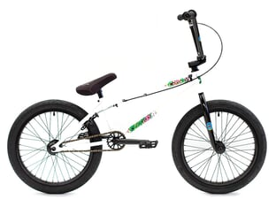 "Colony Bikes ""Sweet Tooth Pro FC"" 2021 BMX Bike - Gloss White"