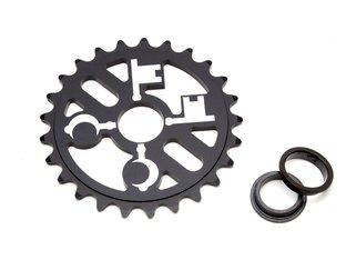 "Cryptic BMX ""Cross Key"" Sprocket"