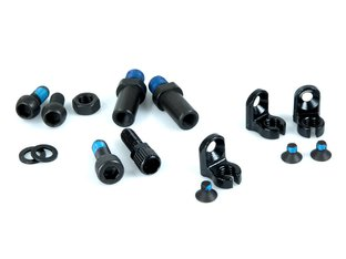 "Cryptic BMX ""M8"" Brake Mounts Kit"