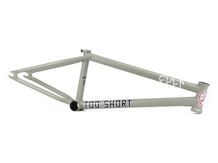 "Cult ""2 Short"" 2020 BMX Rahmen - Brakeless 