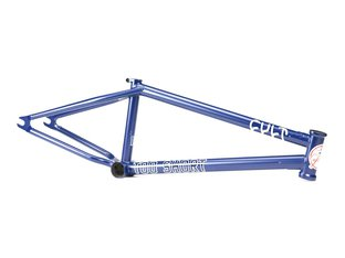 "Cult ""2 Short IC"" 2020 BMX Frame - Brakeless 