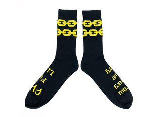 "Cult ""Chain"" Socks"