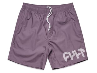 "Cult ""Chiller"" Kurze Hose - Purple"