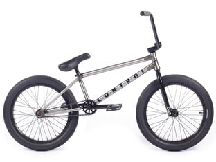 "Cult ""Control"" 2021 BMX Bike - Raw"
