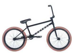 "Cult ""Control A"" 2019 BMX Bike - Black"