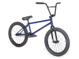 "Cult ""Control B"" 2019 BMX Bike - Trans Blue"