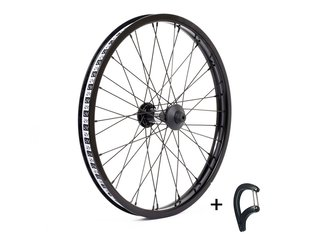 "Cult ""Crew Match"" Front Wheel + Spoke Wrench"
