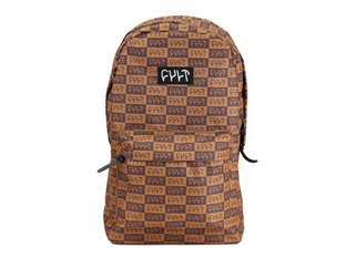 "Cult ""Designer"" Backpack - Brown"