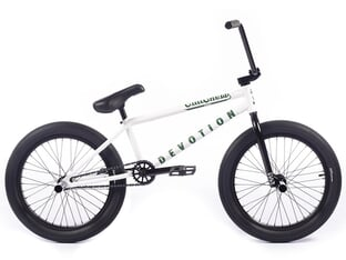 "Cult ""Devotion"" 2021 BMX Rad - Panza White"