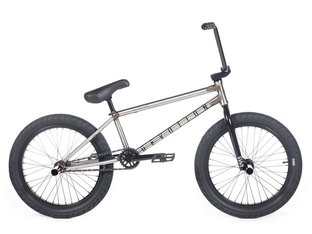 "Cult ""Devotion B"" 2019 BMX Bike - Raw"