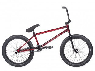 "Cult ""Devotion C"" 2018 BMX Rad - Trans-Red"