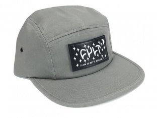 "Cult ""Dream Leather Patch"" Cap"