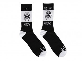 "Cult ""Eye Know"" Socks"