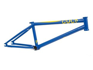 "Cult ""Foley"" 2020 BMX Frame - Blue Angel 