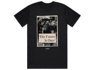 "Cult ""Future Is Ours"" T-Shirt"