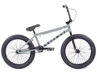 "Cult ""Gateway"" 2021 BMX Bike - Grey"